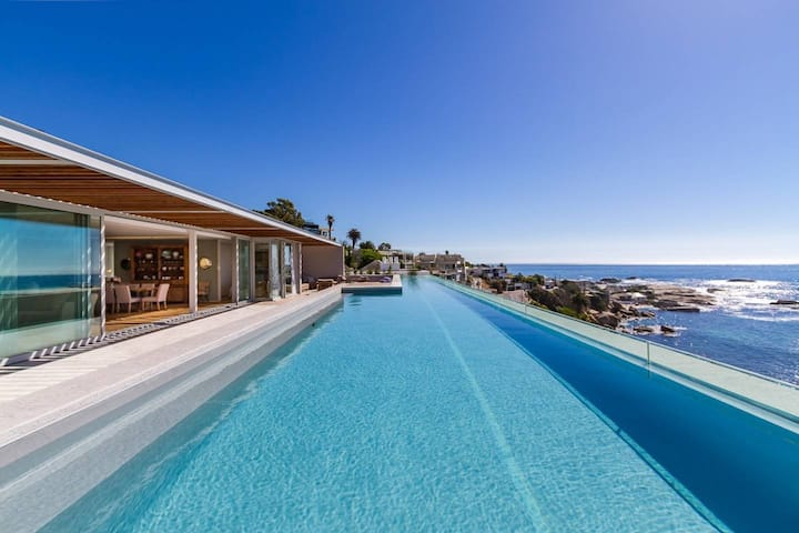Luxury Ocean View Penthouse with 25m private pool