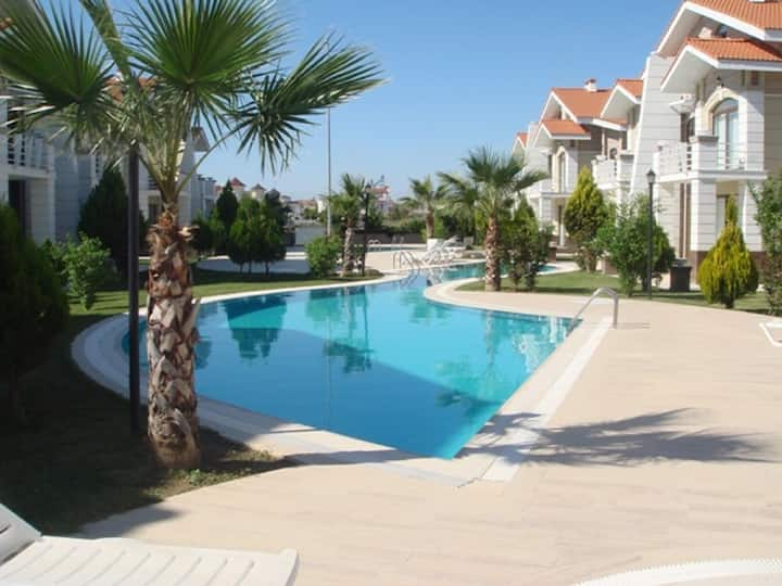 Belek 3 bed villa in safe gated community