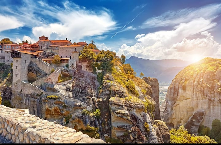 Meteora Escape - Kastraki Homey Retreat