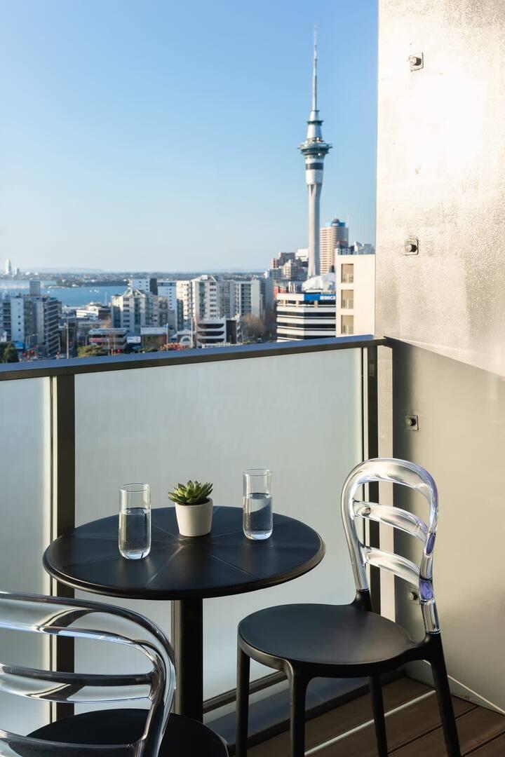 Last Min Sale | Modern Studio w/Balcony