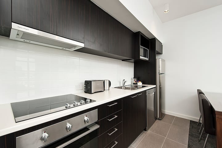 Modern One Bedroom Apartment in the Heart of Rockingham