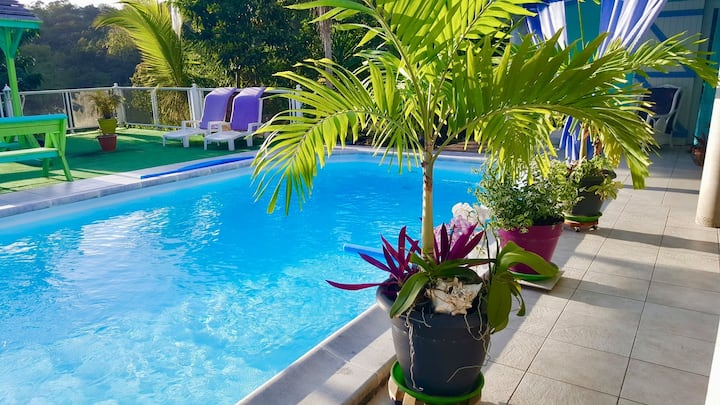 Bed and breakfast Guadeloupe