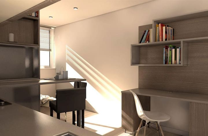 Functional 2 Bed Flat - 12 months/ 10%OFF
