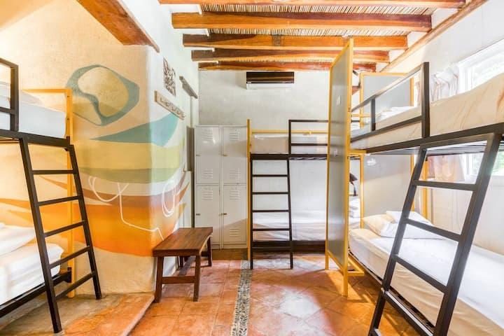 Selina Puerto Escondido - Bed in Small Dorm