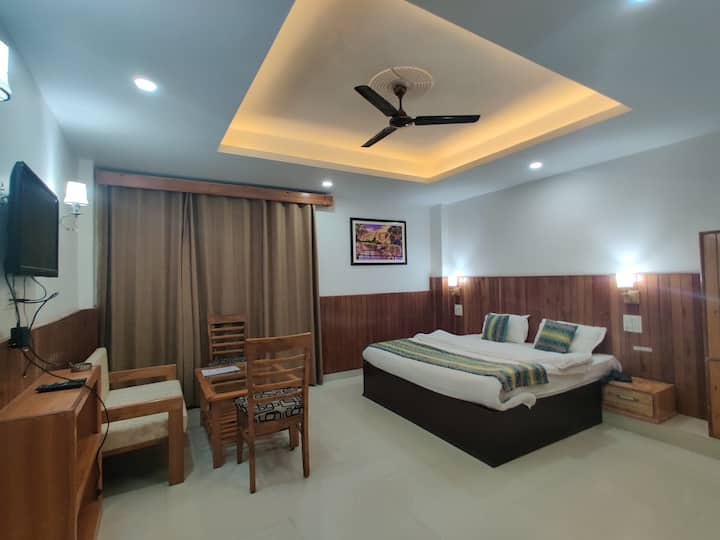 Aman Palace Guest House Kasol With Super Deluxe Room
