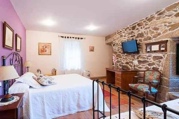 Casa Videira - Suite Matrimonial con Bañera Hidromasaje