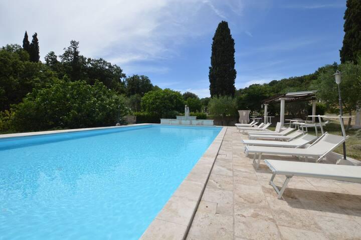 Villa Le Querciolaie - Camera tripla standard 2