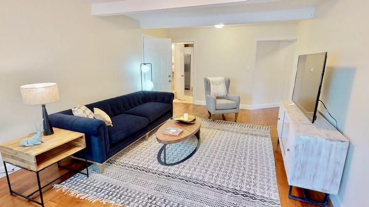 Private room in Modern Menlo Park home by Facebook campus