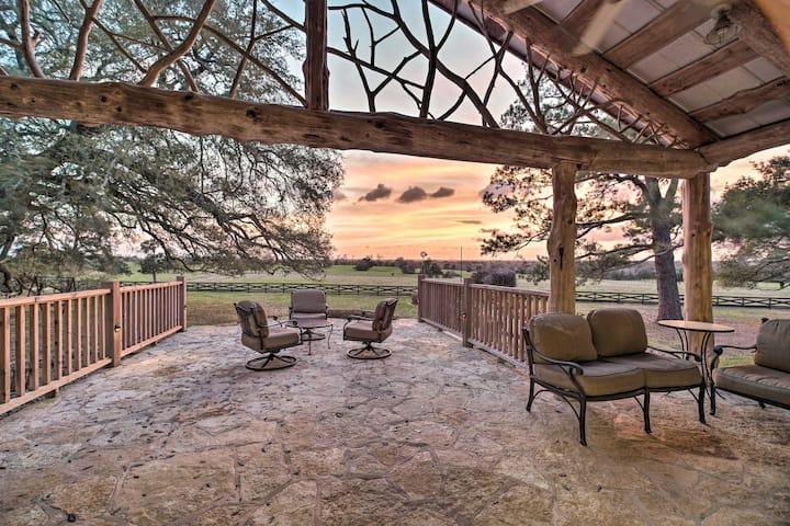 NEW! Mystical 'Century Oaks Farm' on 46 Acres!