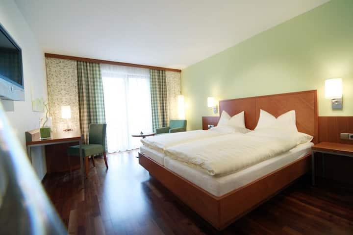 Landgasthof Erber (Zelking), Doppelzimmer zum Verweilen und Entspannen