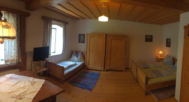Biohof Grissenberger (Kematen), Mehrbettzimmer