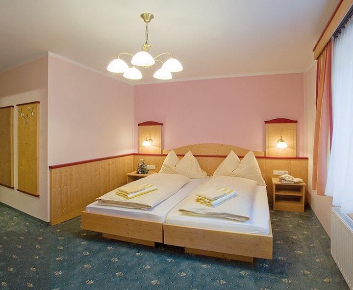 Übernachtung im Gasthof Birgl (Inning), Doppelzimmer
