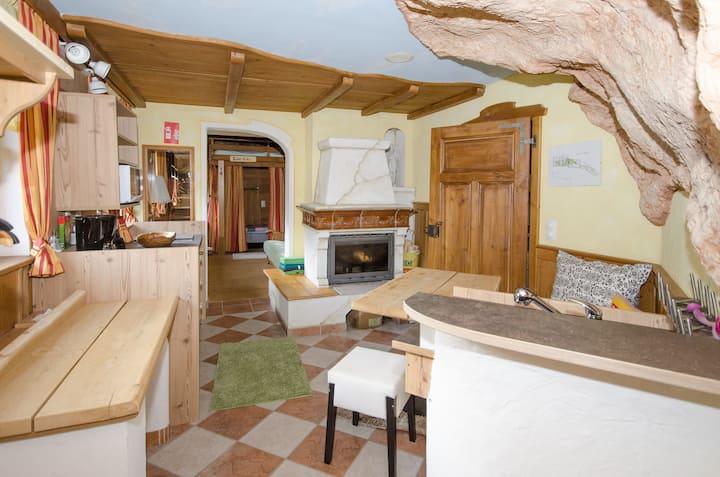 Wanderbasis Haslaustube (Schwarzenbach an der Pielach), Familienappartement für bis zu 7 Personen