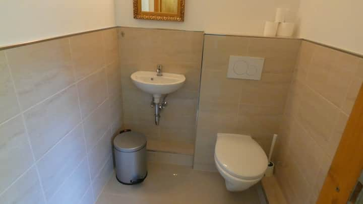 Ferienhaus an der Ybbs (Opponitz), Appartement Nr. 5 für bis zu 8 Personen ca 125m²