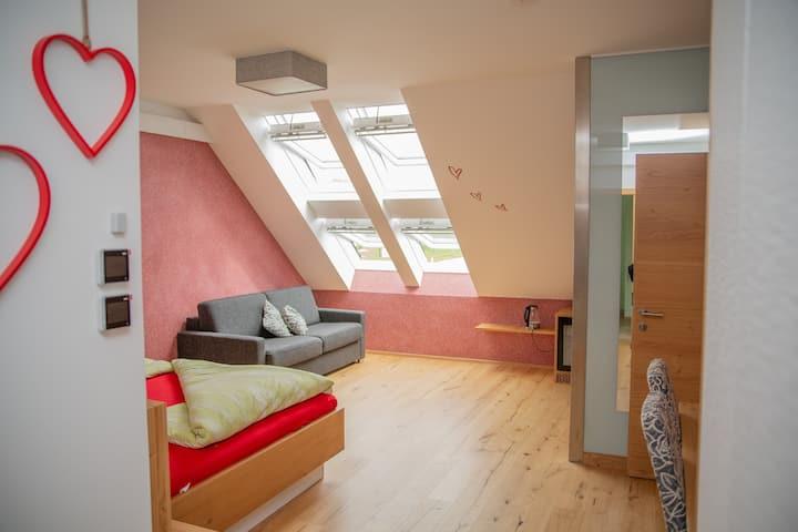 Kerndlerhof (Bergland), Romantikzimmer