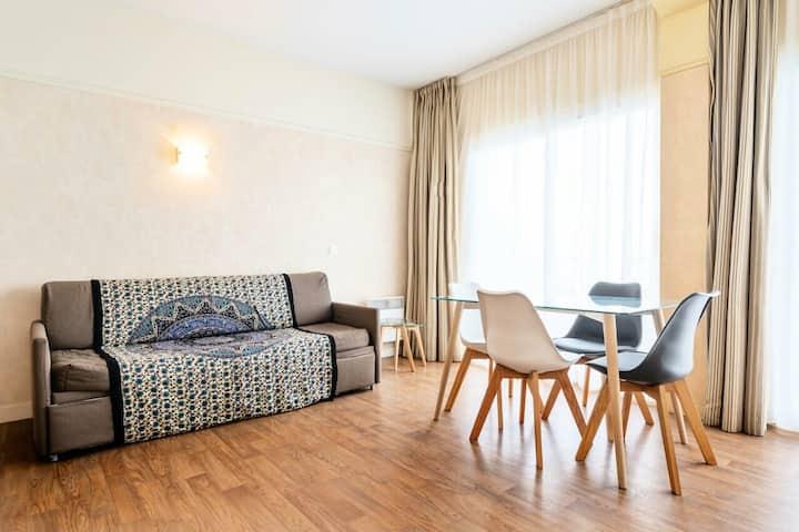 Appartement Confort 1 chambre (4 personnes) - vue mer 232674