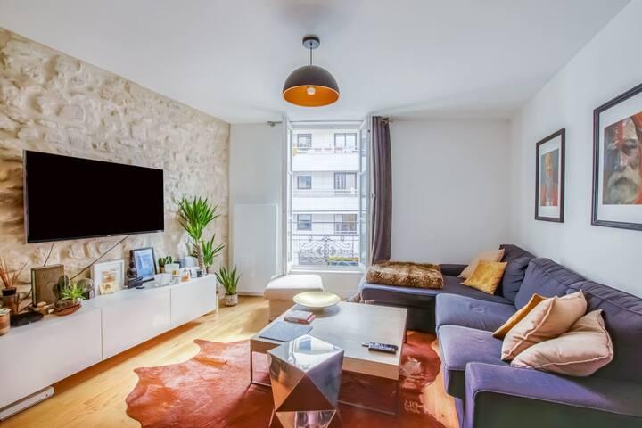 Magnifique Appartement - Boulogne/Paris 16