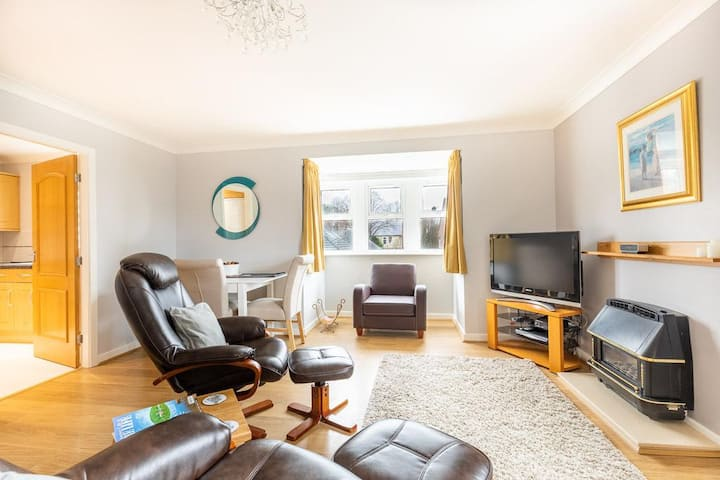 NEW SPACIOUS 2 BEDROOM/MODERN & COSY APARTMENT IN THE HEART OF LANCASHIRE