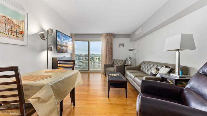 Beautiful 1 Bedroom Condo in The Gardens Plaza - Ocean City, NJ
