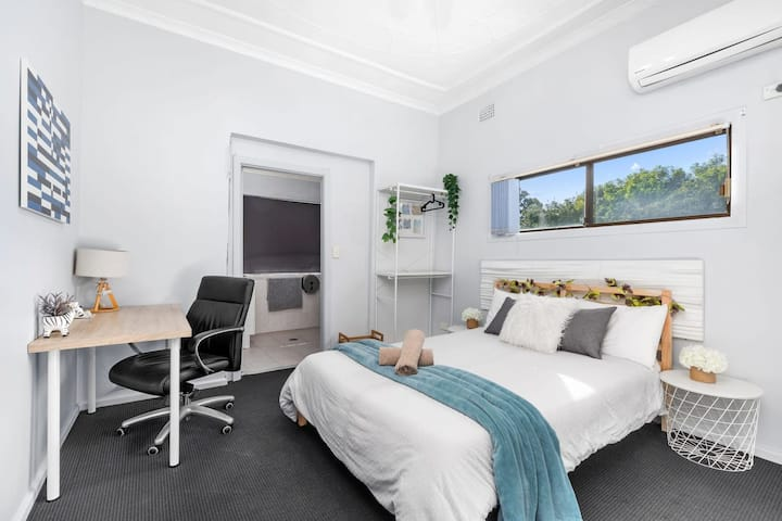 Boutique Private Rm 7-Min Walk to Sydney Domestic Airport1 - SHAREHOUSE