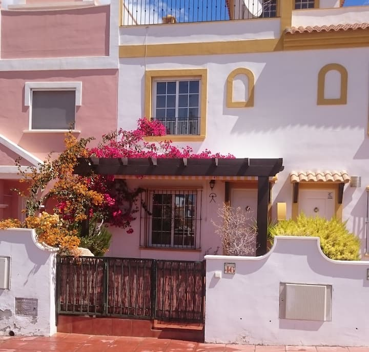 C. Castillo 3-Bed house in S. Juan de Los Terreros