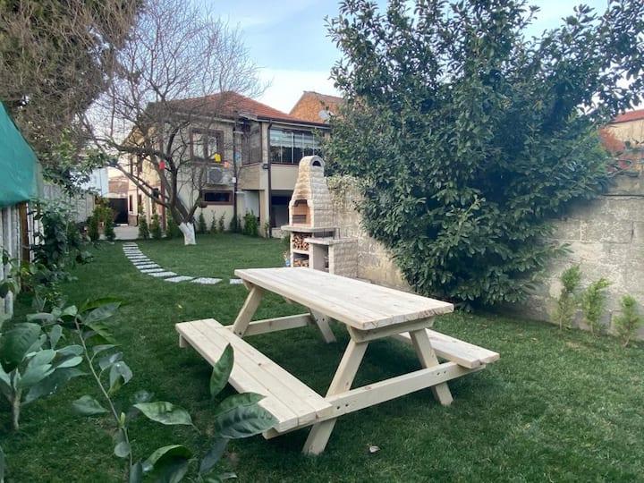 Peaceful 3 BR House with Garden near Sapanca Lake
