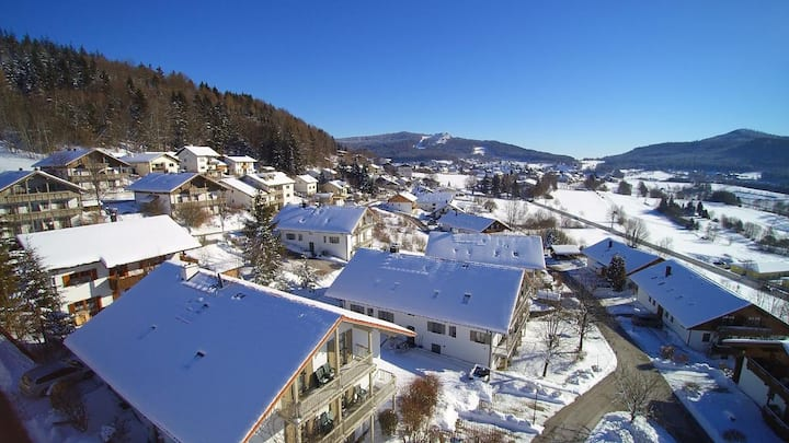 Ferienwohnungen am Weberfeld (Bodenmais), Ferienwohnung Typ 2