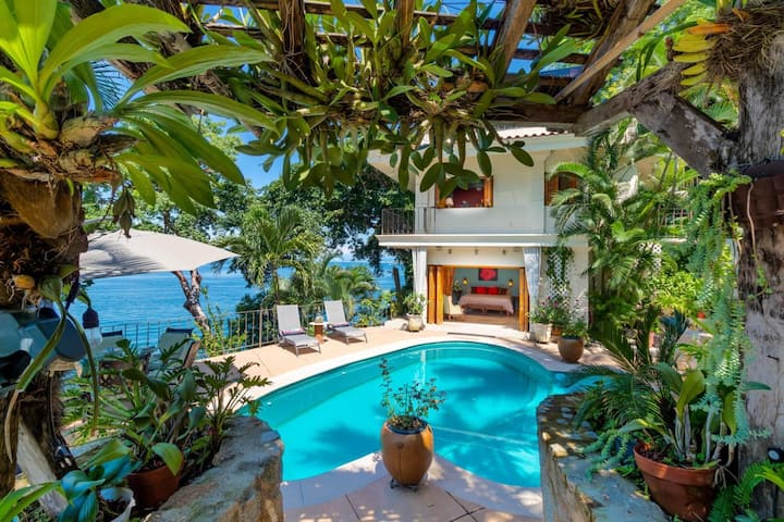 Villa Padre - A Private Exclusive Paradise on the stunning southern shores of Bandaras Bay!