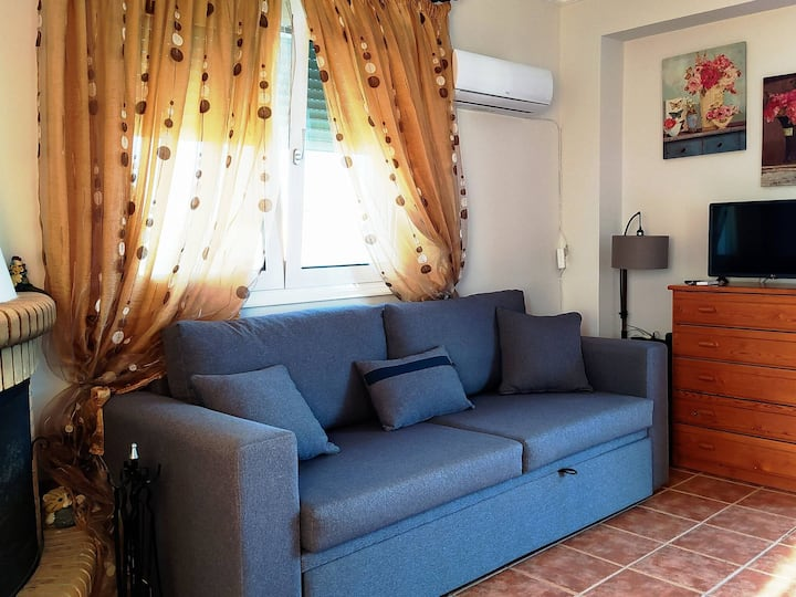 Beautiful apartment in Kos with 1 Bedrooms and WiFi