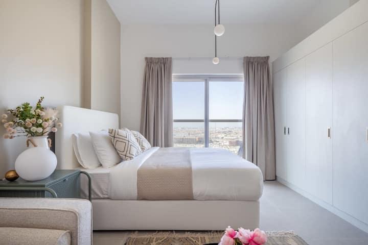 Impeccable Studio in Al Barsha South!