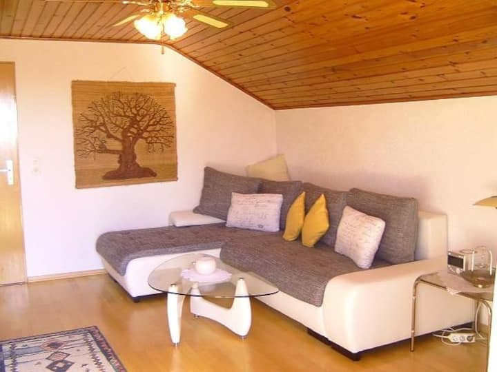 Ferienwohnung Pinker (Grafenau), Gut ausgestattete Ferienwohnung in ruhiger Lage