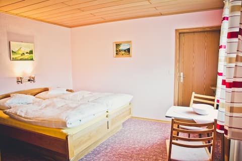 Doppelzimmer (Stan´s bed & breakfast)