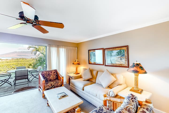 Maui Kamaole Condo w/ Shared Pool/Hot tub, Free WiFi-Snorkel, Surf, Swim!