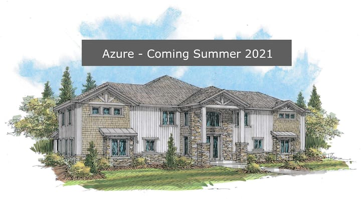 Azure Condo 1 at Waterdance - Sleeps 12, 3 Bed-4 Bath.