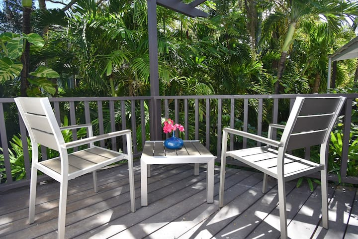 Duplex Beachfront Suite at Siboney Beach Club