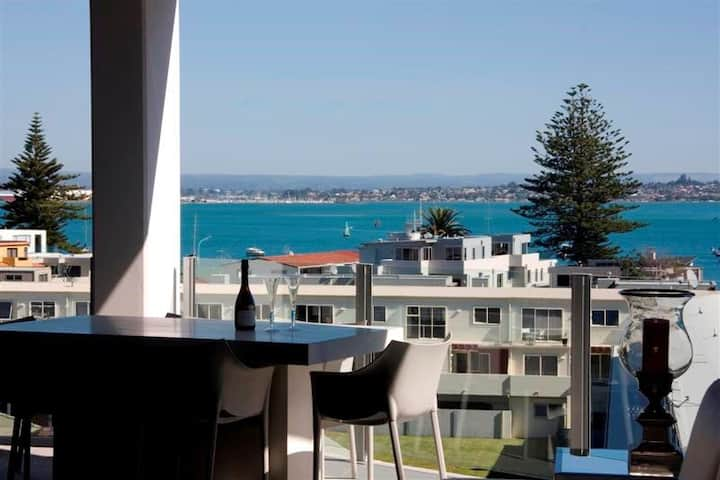 Gorgeous Harbour Views from this Spacious Luxury Downtown Apartment