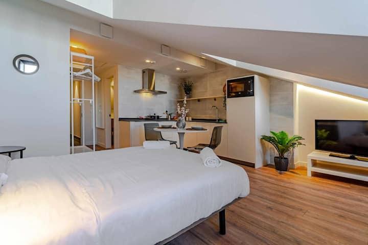 Loft Plaza Mayor Apartamentos 13-502