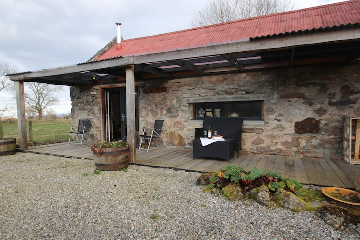 Immaculate 1-Bed Cottage in Evanton
