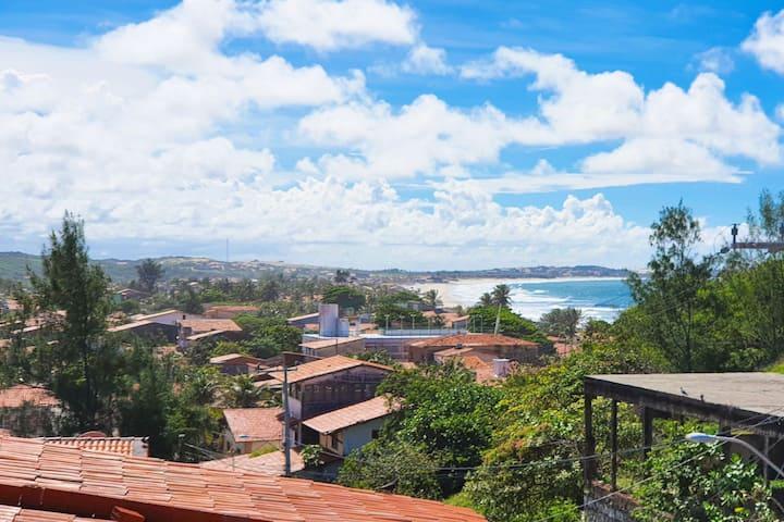 Casa Tríplex ao lado da Praia do Iguape por Carpediem