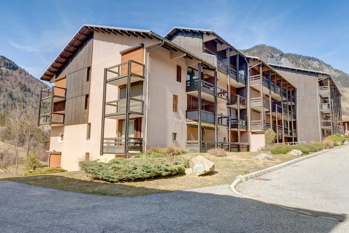Le Calao - appartement au Val d'Arly
