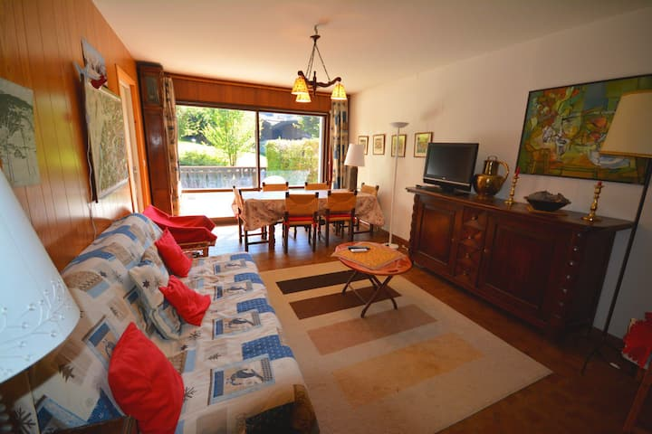 Clos Fleuri - 6 people - 2 bedrooms apartment near the center with large terracce