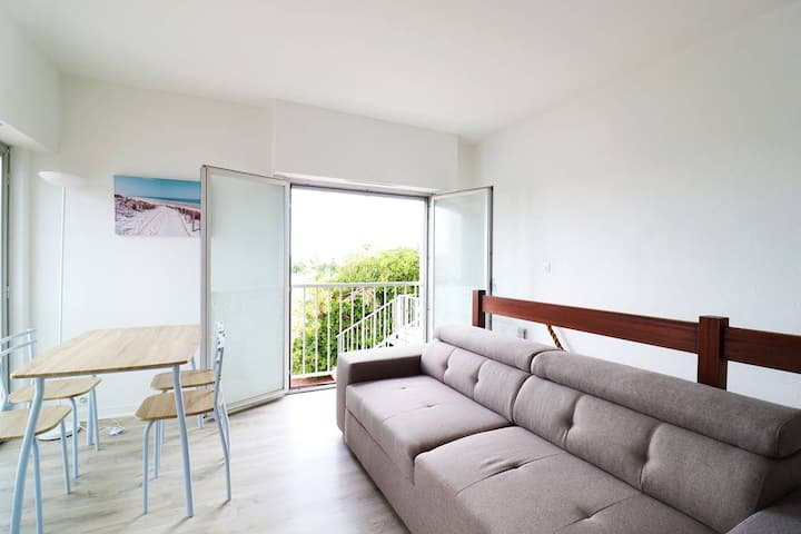Bel appartement T2 vue sur le port de Royan