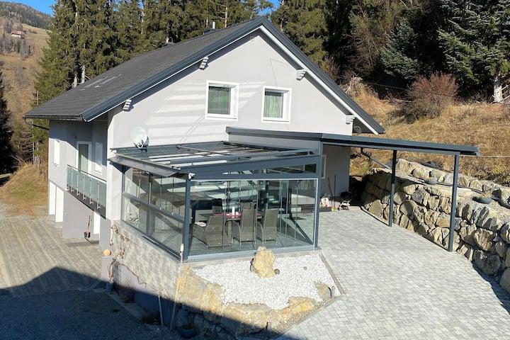 Appartement simpliste à Salchau près du domaine skiable de Kreischberg