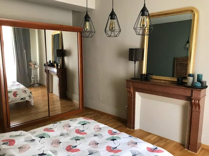 Apartment with one bedroom in Beaune, with WiFi
