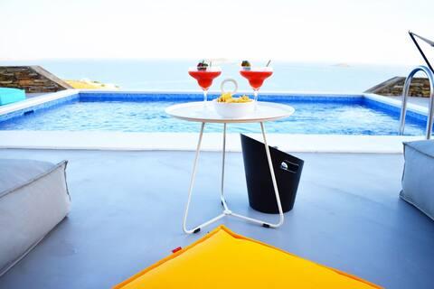 Villa exécutive avec piscine privée