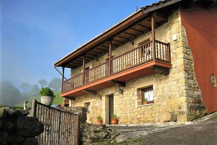 Valley-view Holiday Home in Luena with Garden