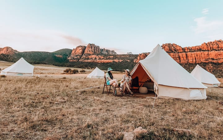 Wander Camp Zion Tent #11 (King Tent)