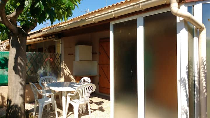House with 2 bedrooms in Valras-Plage, with enclosed garden - 900 m from the beach
