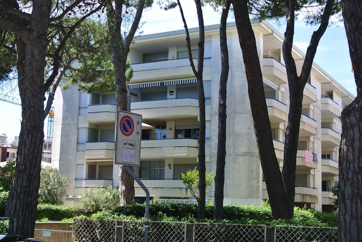 apartment for 2+2 persons in Lignano R102467