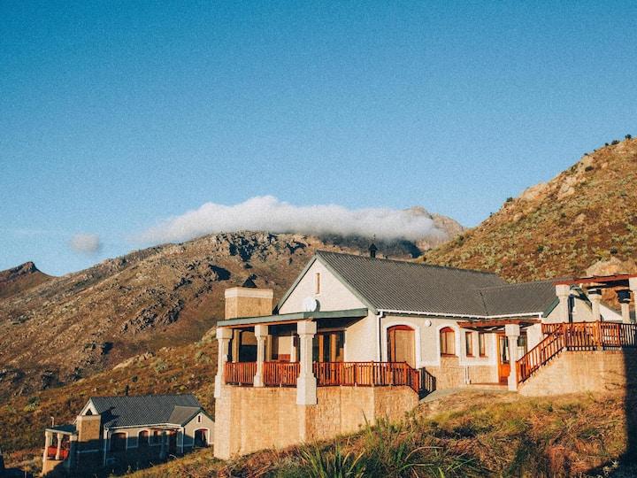ATKV Goudini Spa - 6 Sleeper Villa Slanghoek A